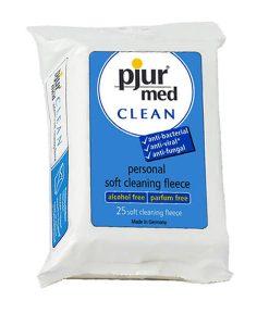 pour med clean servietter