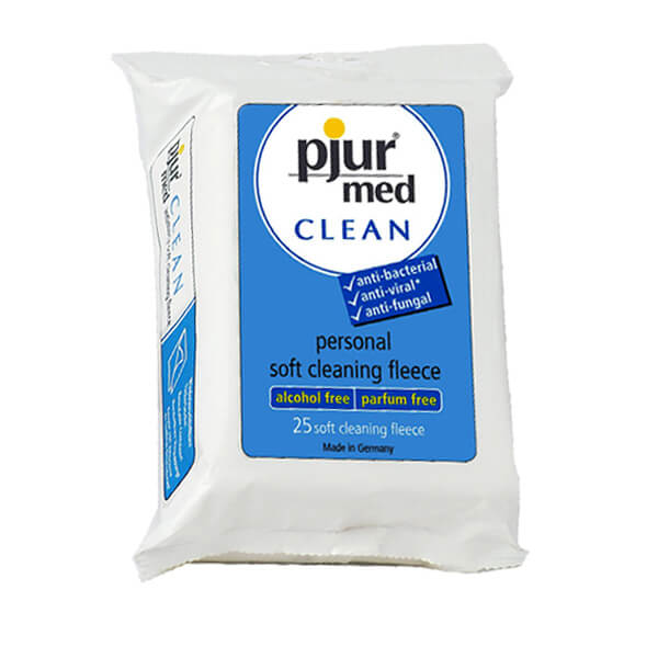 pjur med clean servietter