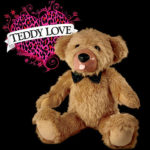 Teddy-love-black