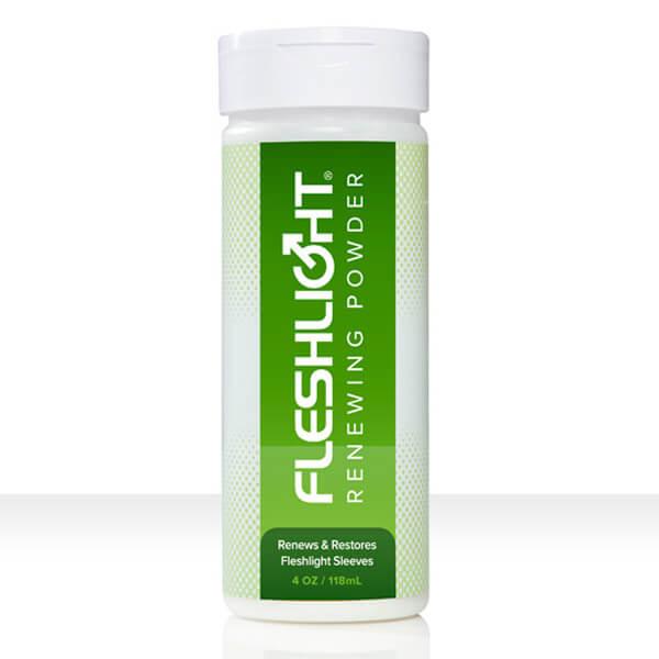 fornyende pudder til hygiejne fra Fleshlight